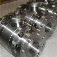 Q41Y-300LB锻钢硬密封球阀