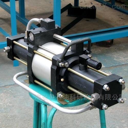 双缸气体增压泵