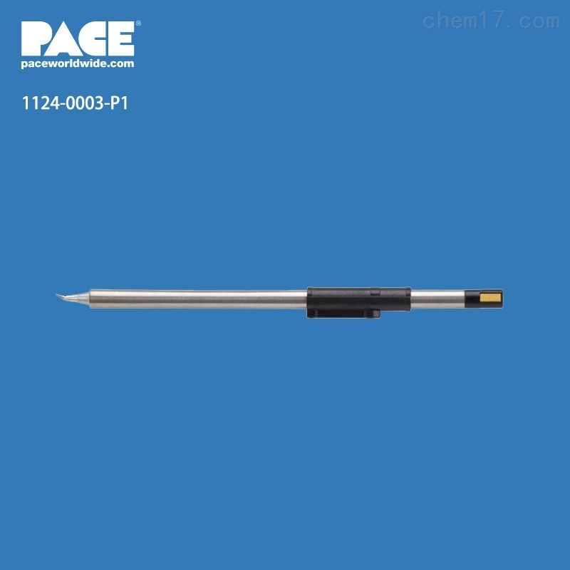 pace烙铁头佩斯尖头弯头烙铁咀1124-0003-P1