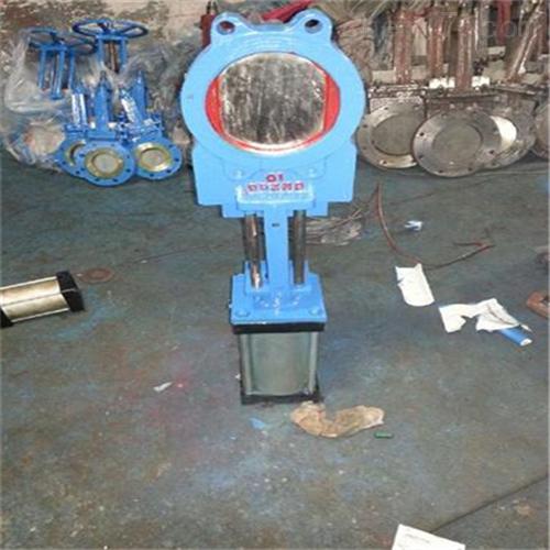 不锈钢Z673X气动浆液阀