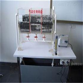 电动生物转盘处理实验装置