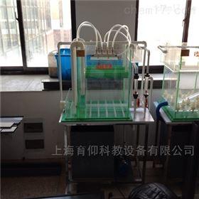 双阀滤池实验装置
