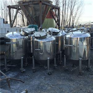 甘肃出售二手微生物发酵罐