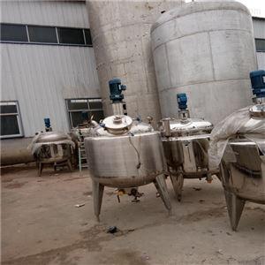 西安出售二手不锈钢发酵罐