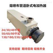 熔喷布管道空气加热器加热管现货