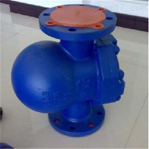 不锈钢自由浮球式(立式)疏水阀