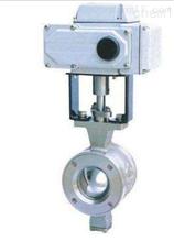 ZSRV气-动V型调节球阀
