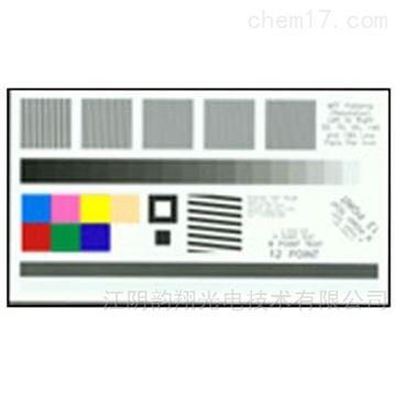 彩色掃描儀測試卡