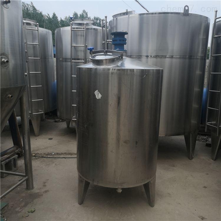 定做全新1吨2吨不锈钢搅拌罐