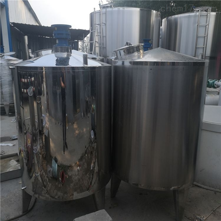 *1吨不锈钢搅拌罐