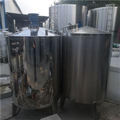 厂家直销1吨不锈钢搅拌罐