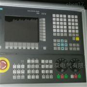 西门子808D数控系统上电进不去系统修好可测