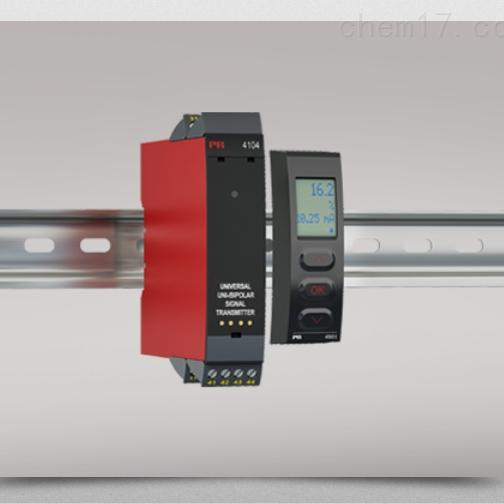 丹麦PR通用单/双极性信号变送器