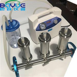 六泵头微生物限度检测仪