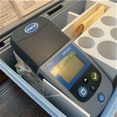美国哈希DR300便携式比色計特点