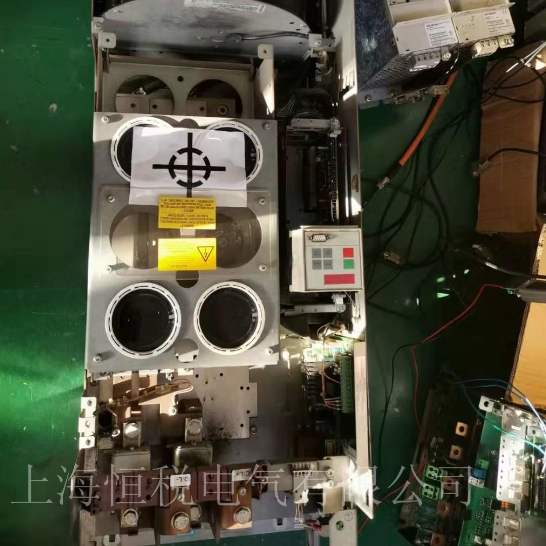 西门子G150变频器开机无法启动专业修复