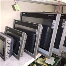 SIEMENS售后维修西门子显示屏TP1200启动进不了系统解决方法