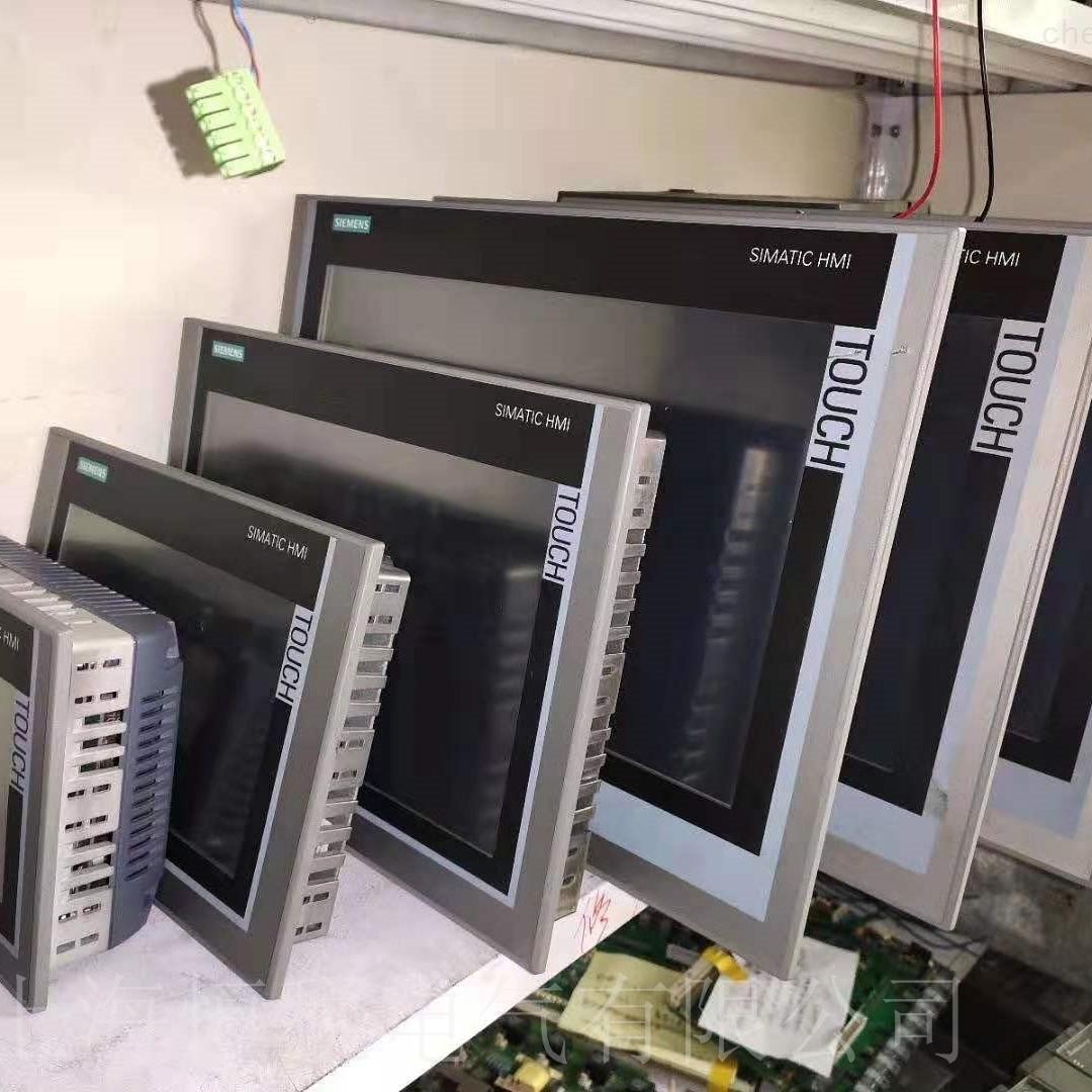 西门子显示屏开机不能进入程序厂家维修电话
