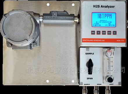 在线微量硫化氢分析仪
