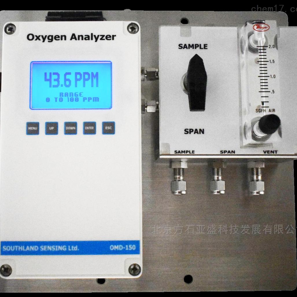 0-1PPM微量氧气分析仪