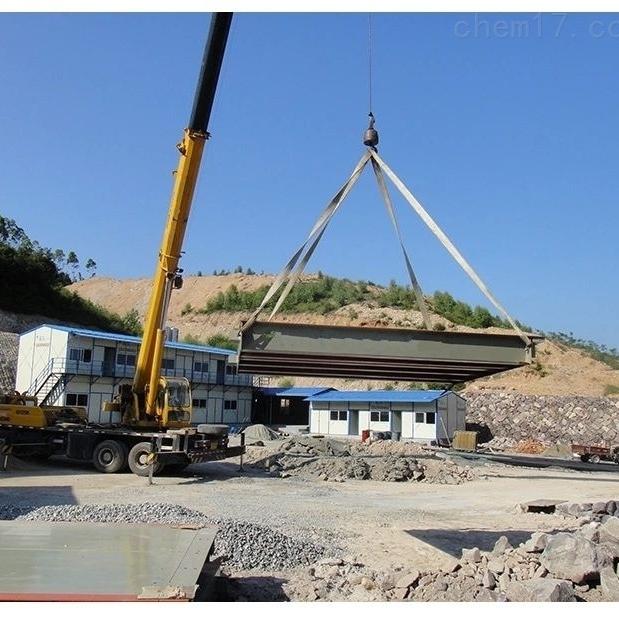 安装100吨地磅需要多少钱