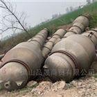 二手钛材4效30吨蒸发器