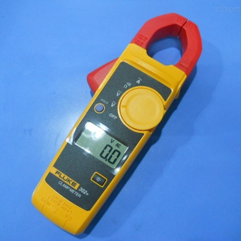 美国FLUKE福禄克非接触电压钳形表