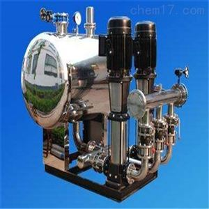静音式叠压供水设备知名品牌质量保障