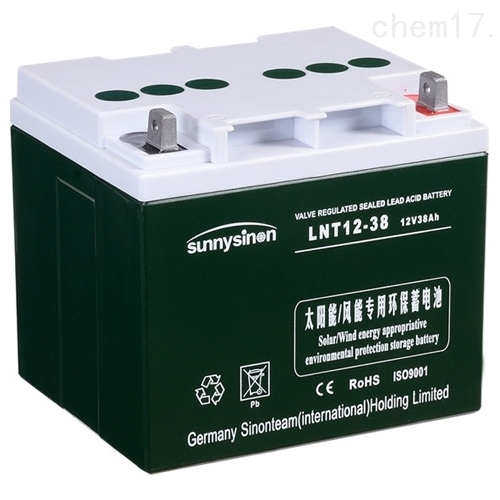 赛能蓄电池LNT12-38区域销售