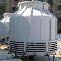6/10/15/20/30/40/50立方降温快噪音低玻璃钢冷却塔厂家