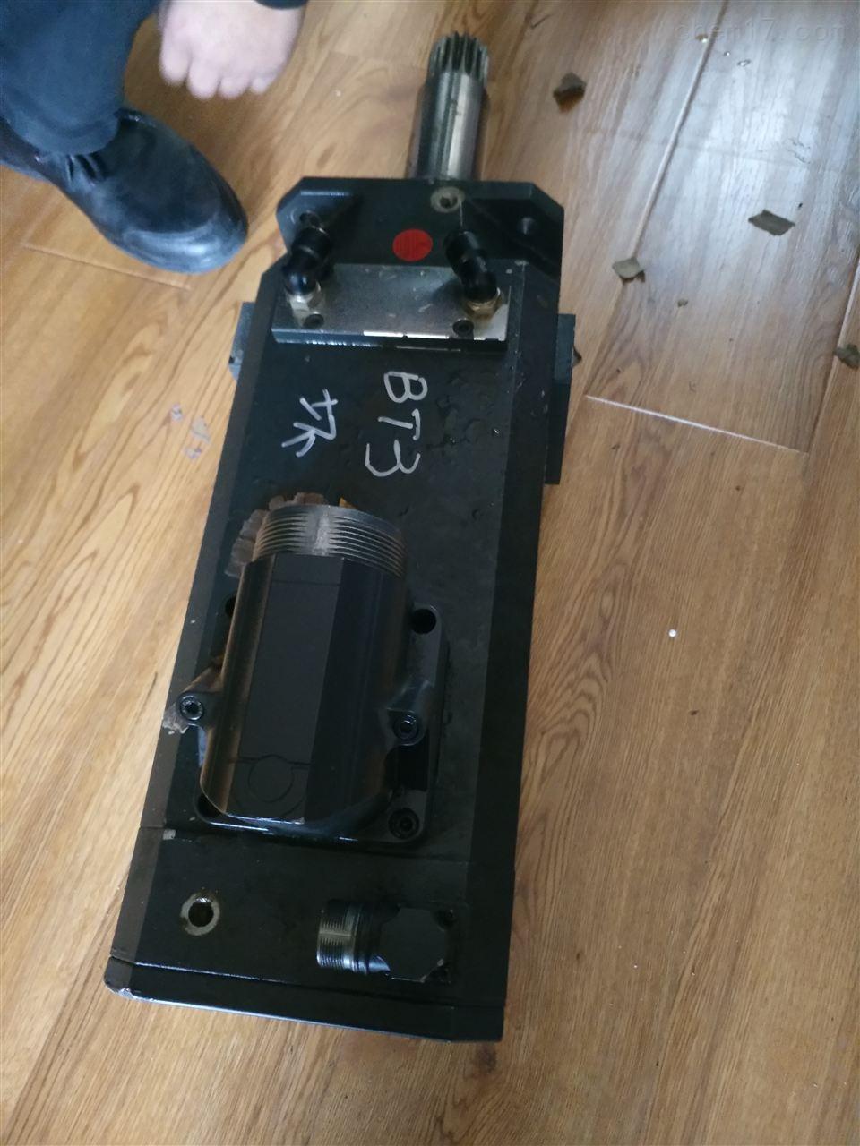 西门子828D主轴水冷漏水维修