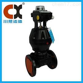 气动隔膜阀碳钢阀体
