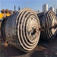 二手316材質5噸反應釜回收