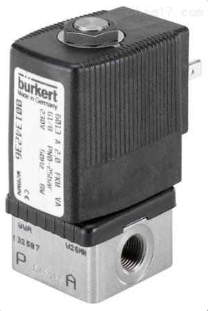 宝帝流体Burkert电磁阀6013型137533