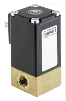 Burkert阀门代理2873型Burkert比例电磁阀