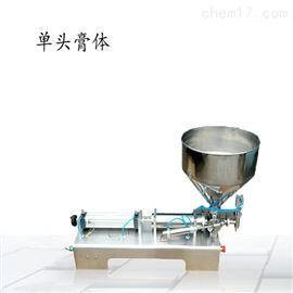 180ml果酱-玫瑰酱膏体自动称重定量灌装机