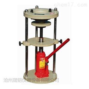 手动脱模器(液压推土器)试验仪
