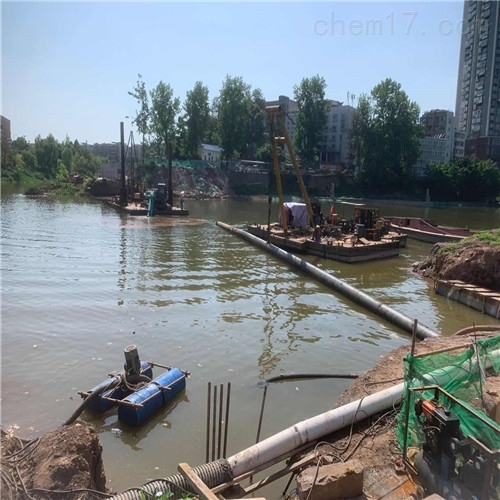 黄南水上沉管工程公司-管道安装