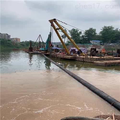 丹东沉管法公司潜水员作业