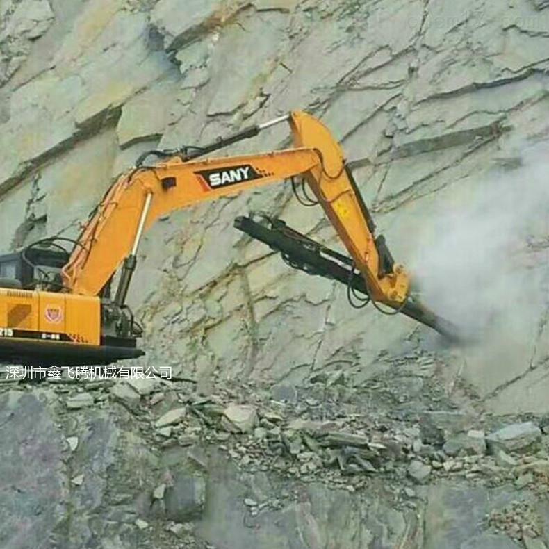 挖改钻机隧道打孔专用