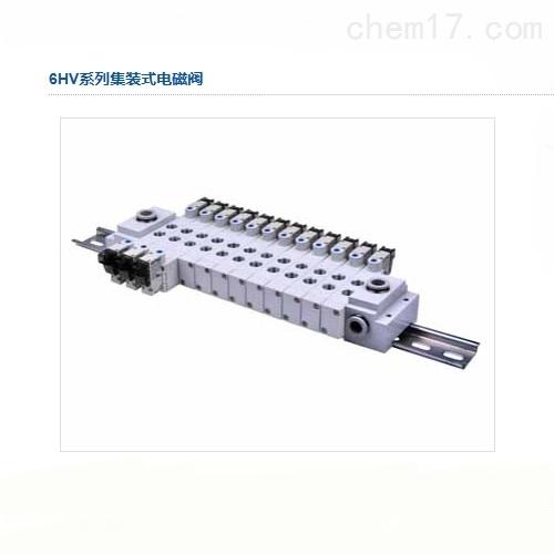 深圳亚德客6HV系列电磁阀说明书