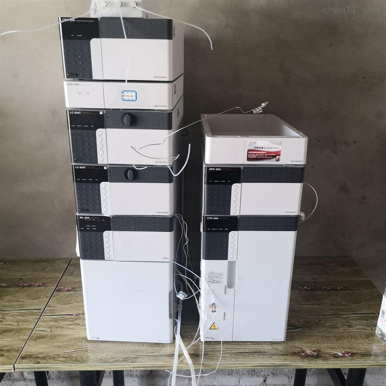 回收实验室分析仪器