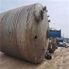 20美丽江北处理20台搪瓷反应釜-不锈钢反应罐