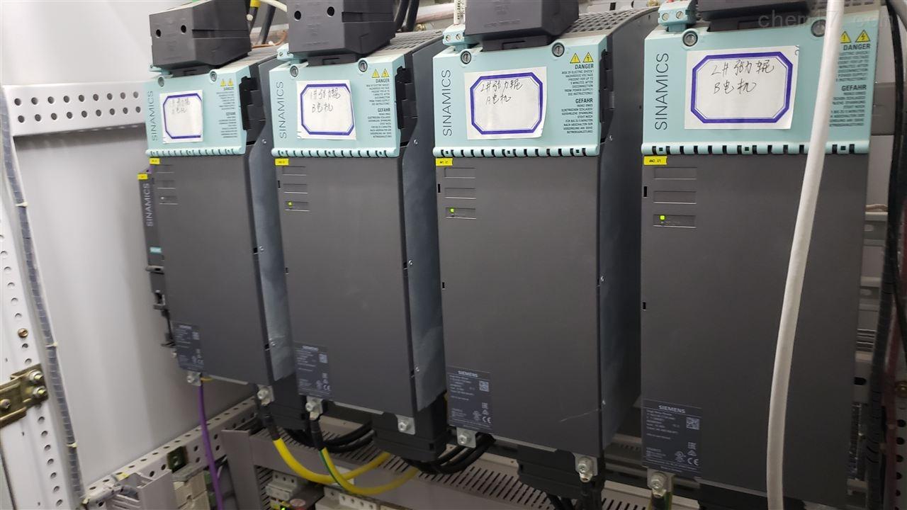 西門子電源模塊報警F30062維修-修複後提供測視頻
