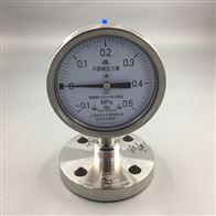 Y-60A/Z/Z/MC卫生型隔膜压力表