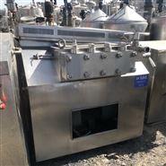 高价回收饮料厂用二手均质机