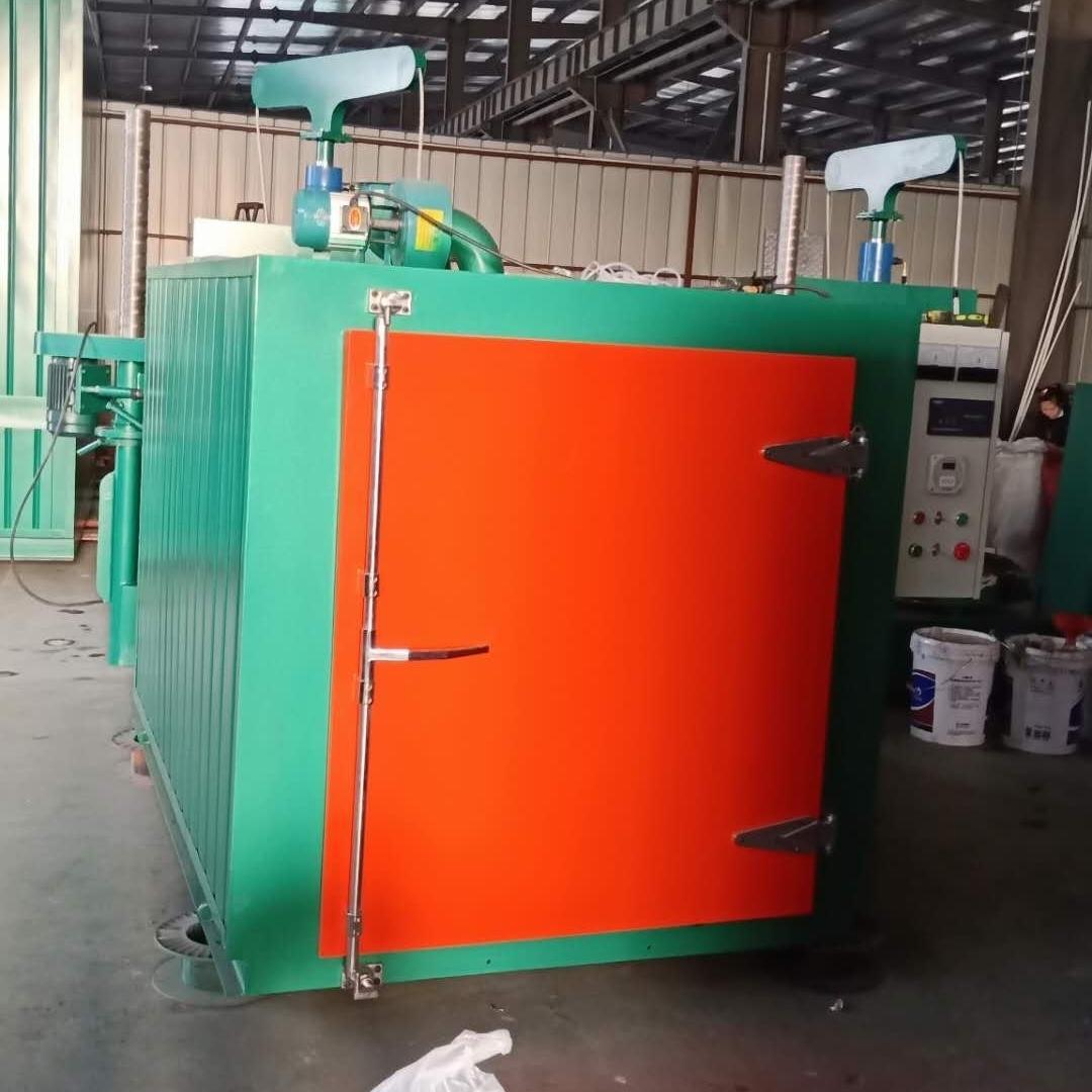 台车式电机干燥箱
