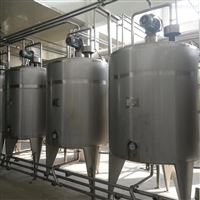 二手乳品发酵罐回收厂家