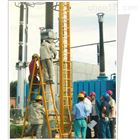 JYT-PTS伸缩式高压开关检修平台梯
