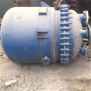 厂里处理多台二手2吨5吨搪瓷反应釜